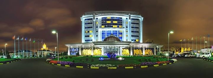 Rixos President Astana cover