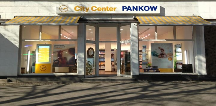 CD Reiseservice Pankow Lufthansa City Center cover