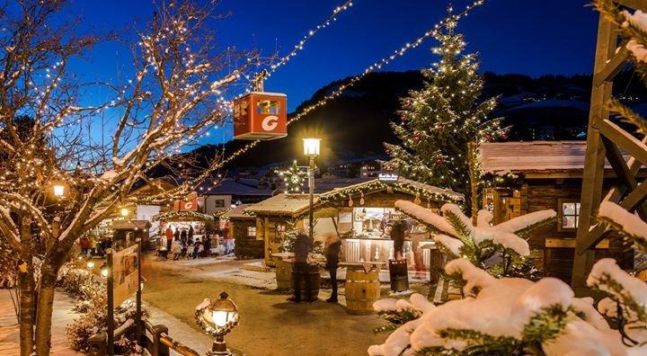 Mountain Christmas Sëlva cover