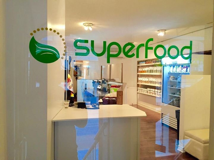 Superfood Eateries cover