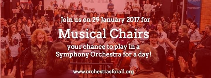 Orchestras for All cover