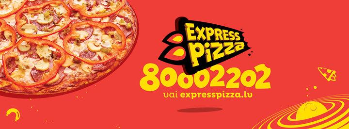 ExpressPizzaLV cover