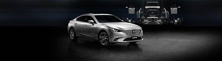 Mazda Australia cover