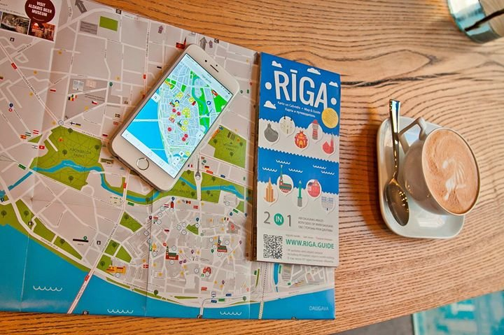 Riga Travel Guide cover