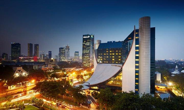 Gran Melia Jakarta cover