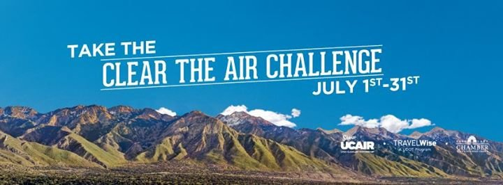 Clear the Air Challenge - Utah cover