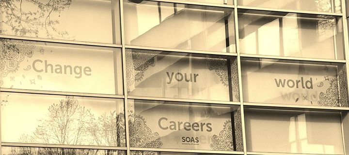 SOAS Careers Service cover