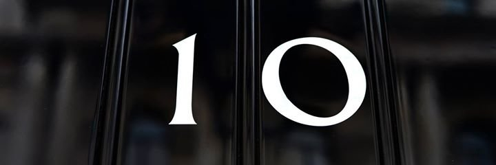 10 Downing Street cover