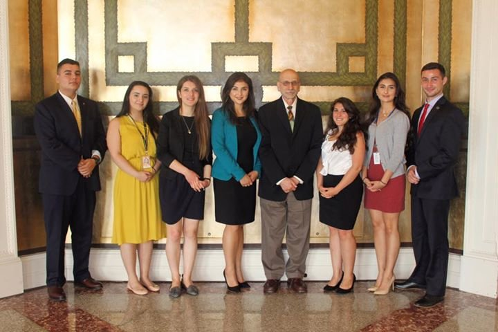 Armenian Assembly of America Internship Program cover
