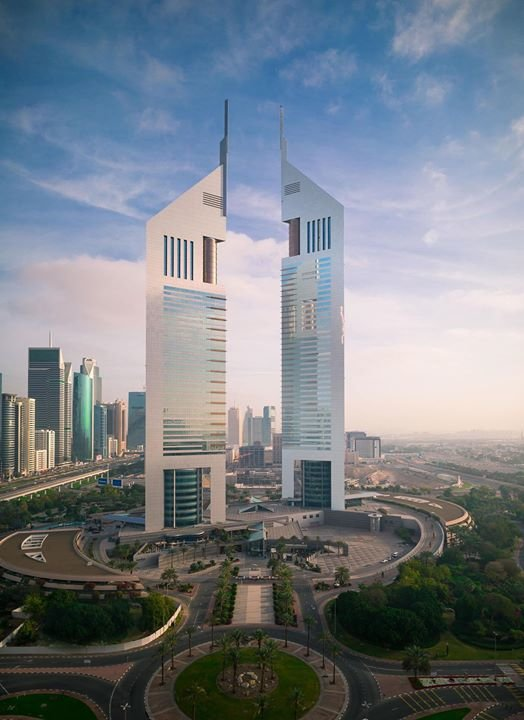 Jumeirah Emirates Towers cover