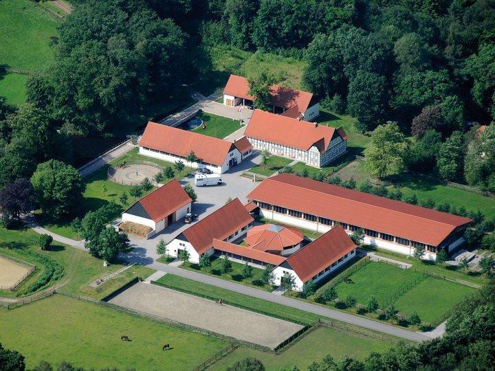 Gestüt Westfalenhof cover