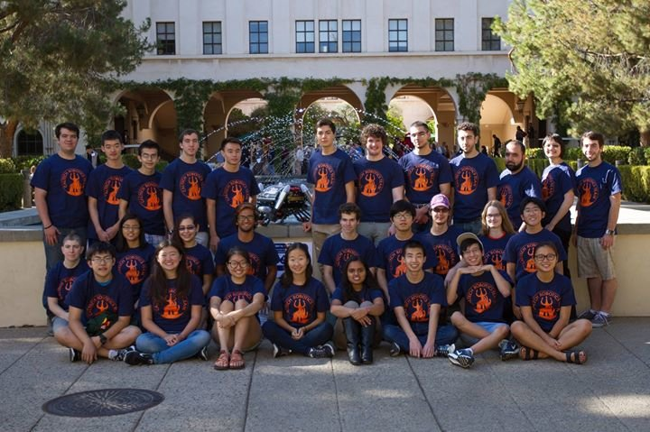 Caltech Robotics Team cover