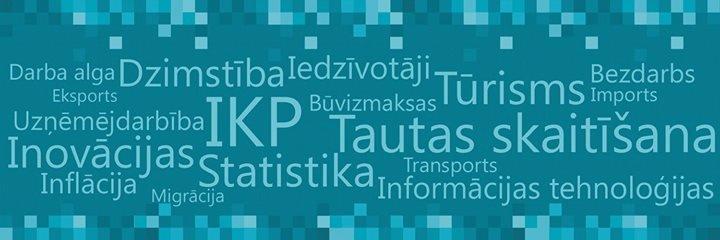 Centrālā statistikas pārvalde cover