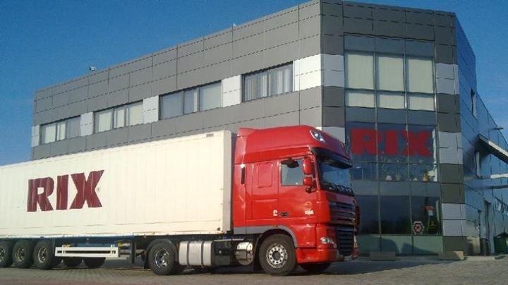 RIX Logistics cover