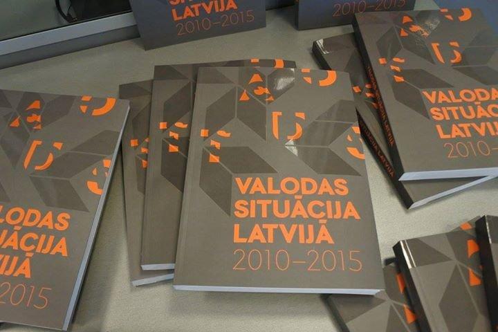 Latviešu valodas aģentūra / Latvian Language Agency cover