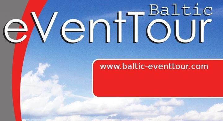 Baltic eVentTour cover