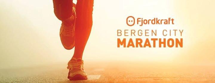 Bergen City Marathon cover