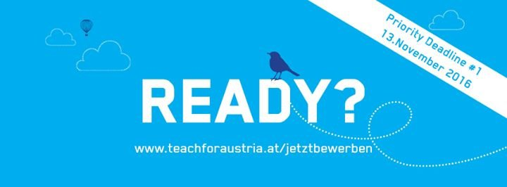 Teach For Austria cover