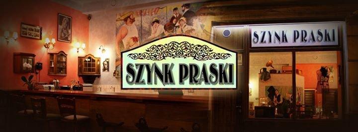 """Restauracja i Pub """"Szynk Praski"""" cover"""