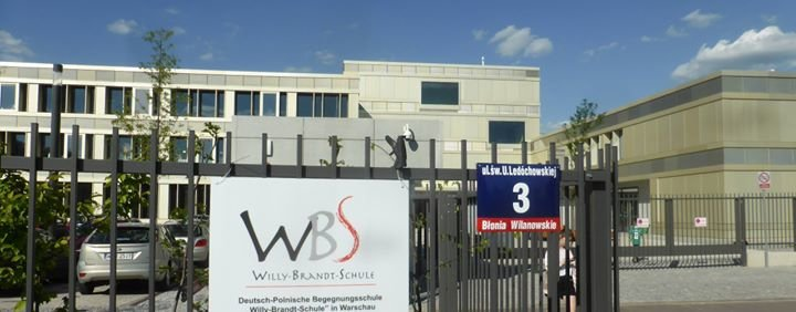 WBS - Willy Brandt Schule Warschau cover