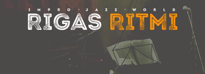 RIGAS RITMI FESTIVAL cover