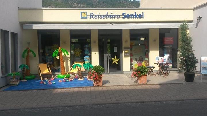 Reisebüro Senkel cover