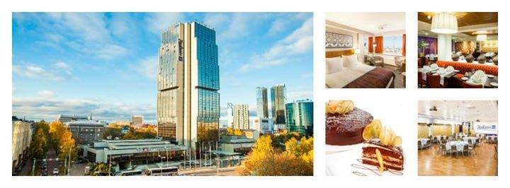 Radisson Blu Hotel Olümpia, Tallinn cover