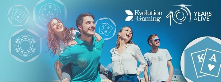 Evolution Gaming cover