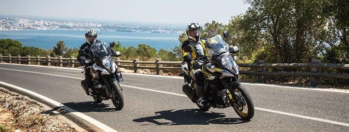Suzuki Motorrad Deutschland cover