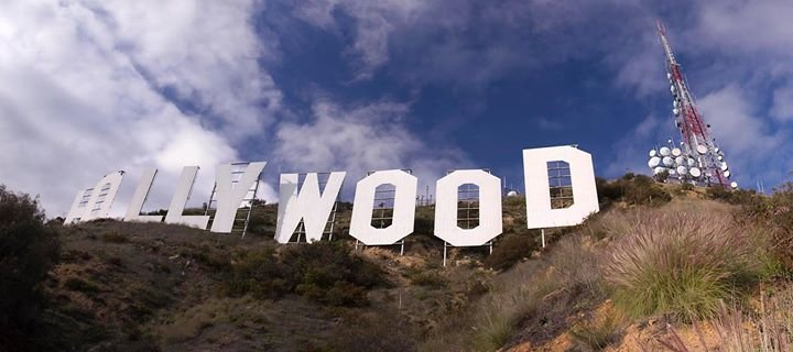 Hollywood Sign cover