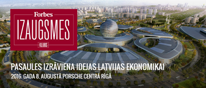 Forbes Latvija cover