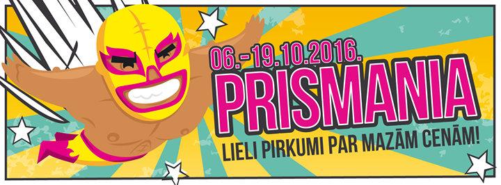 Prisma Latvija cover