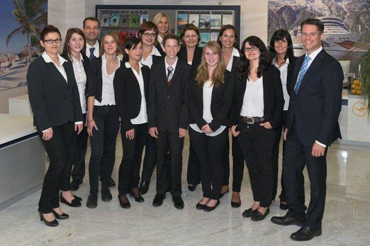 Lufthansa City Center Business Travel Reisebüro Gross cover