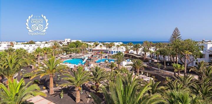 H10 Suites Lanzarote Gardens cover