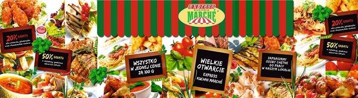 Express Kuchnia Marché Avenida Poznań cover