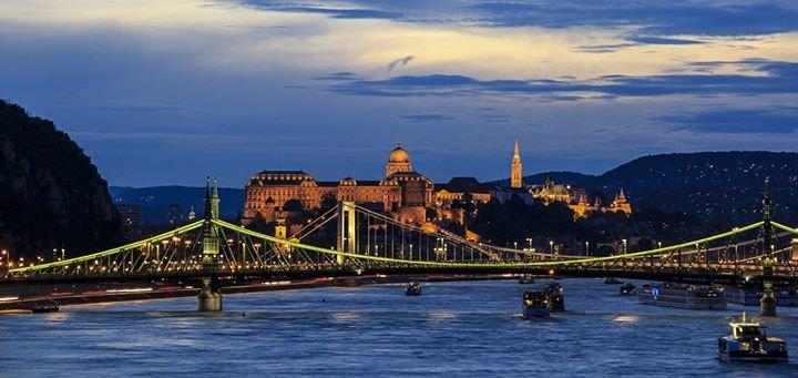 Kempinski Hotel Corvinus Budapest cover