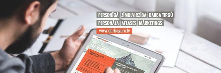 Personāla atlase un konsultācijas - DarbaGuru cover
