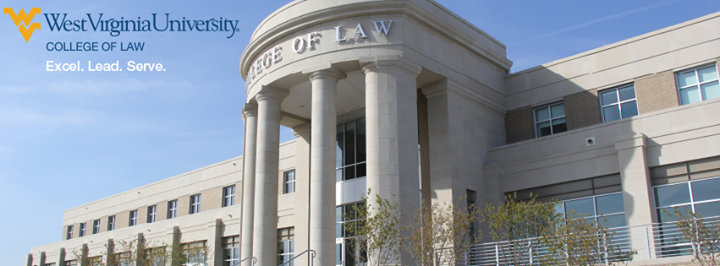 West Virginia University College of Law cover