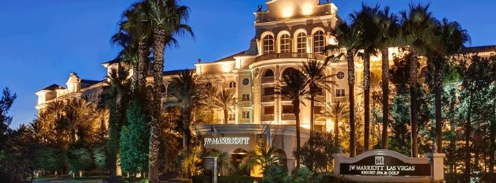JW Marriott Las Vegas Resort & Spa cover