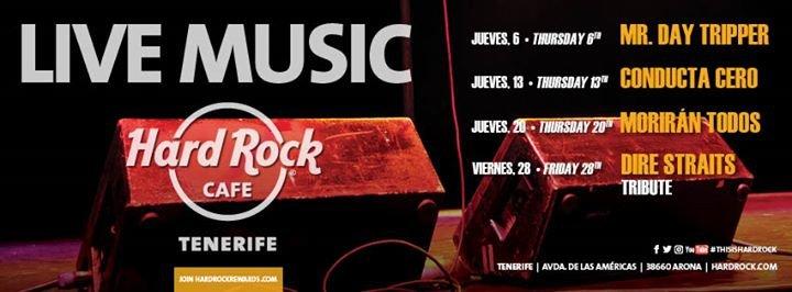 Hard Rock Cafe Tenerife cover