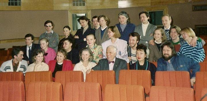 Театр имени Рубена Симонова cover