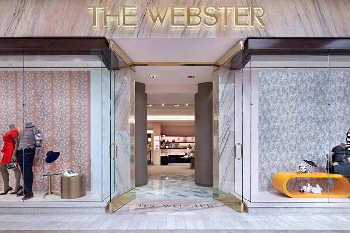 The Webster cover