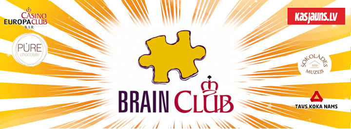 Brain Club cover