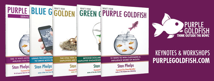 PurpleGoldfish.com cover