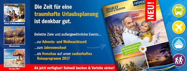 Reisewelt Teiser & Hüter GmbH cover
