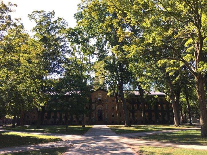 Princeton University cover