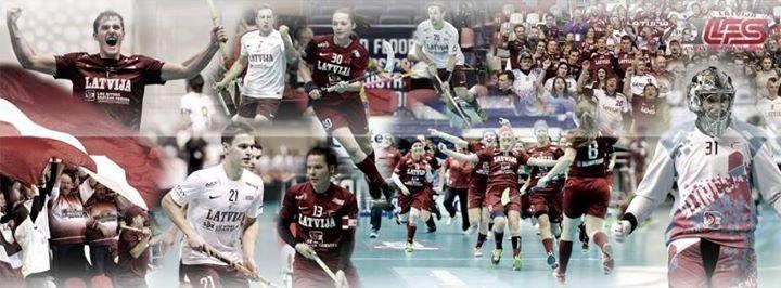 Latvijas Florbola savienība / Latvian Floorball Union cover