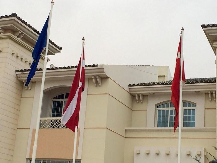 Embassy of Latvia in UAE cover