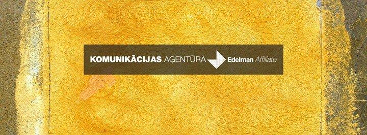 Komunikācijas aģentūra/Edelman Affiliate cover