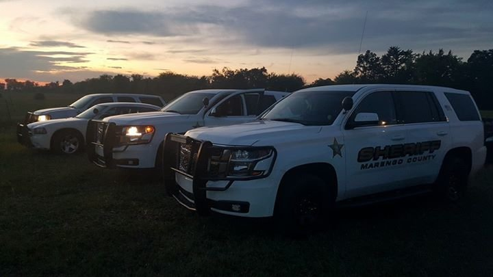 Marengo County Sheriff's  Office cover